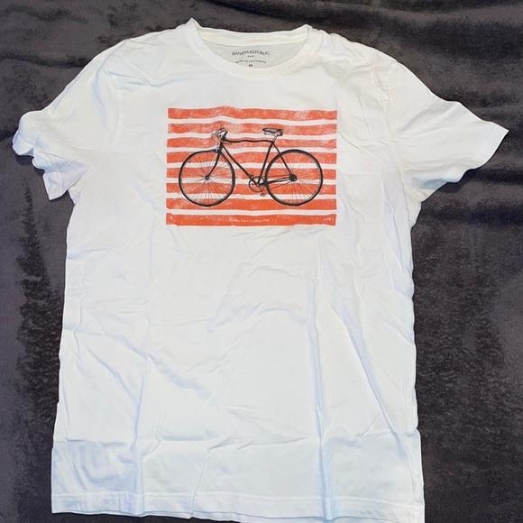 Banana Republic Bicycle Shirt